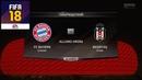FIFA 18 - ПРОГНОЗ│1/8 ЛИГА ЧЕМПИОНОВ 2018│БАВАРИЯ - БЕШИКТАШ /Bayern - Besiktas/