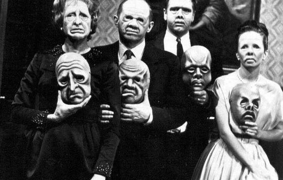 Видео к сериалу «Сумеречная зона» (1959-1964): Вступительные титры
