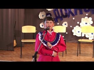 Каролина Калбунова - А я маленькая. Вдохновение, 2018