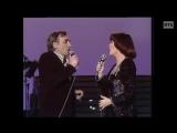 Charles Aznavour ВЕЧНАЯ ЛЮБОВЬ - Мирей Матье и Шарль Азнавур 1981г