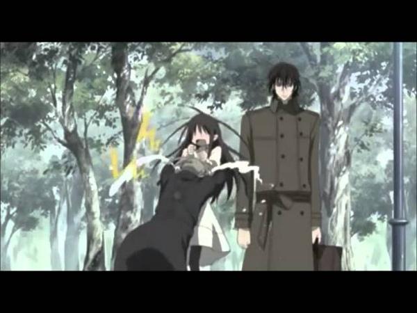 Vampire Knight Moment drôles de Kaien Cross et Aïdo Hanabusa 2ème partie