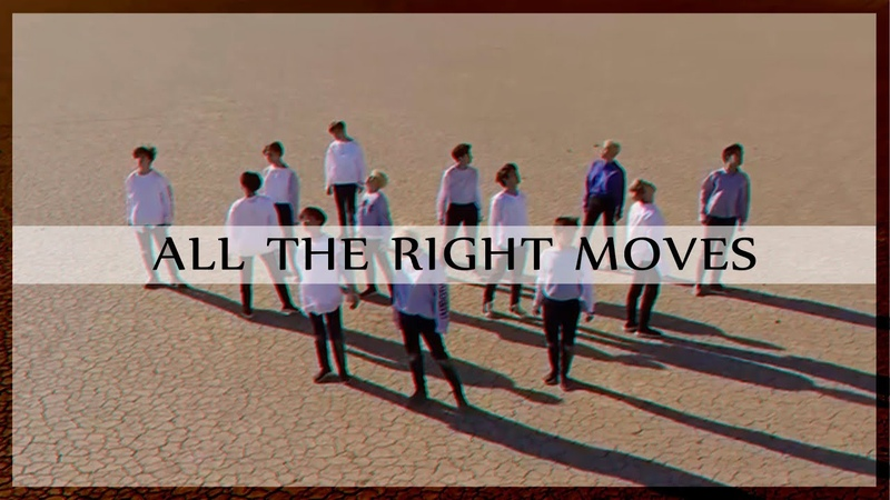 SEVENTEEN (세븐틴) | All The Right Moves [fmv]