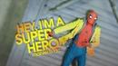 MARVEL DC   Hey, I'm a superhero!