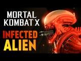 Mortal Kombat X - КРАСНЫЙ ЧУЖОЙ! (Kombat Pack 2)
