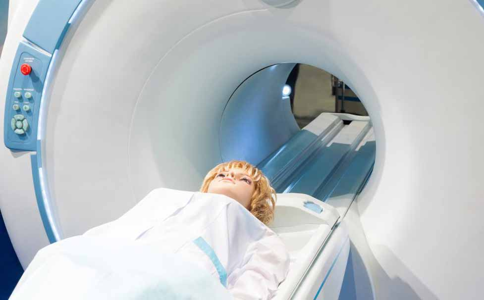 Компьютерная томография (КТ) может подтвердить наличие рака легких.
