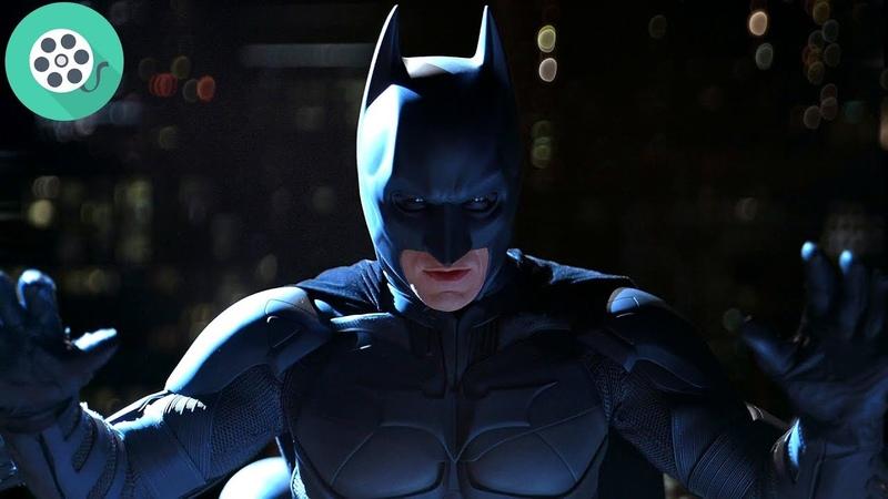 Бэтмен против Джокера. Часть 1. Тёмный рыцарь 2008 год.