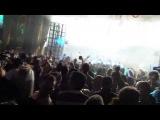 Skrillex and Diplo dj set at XS nightclub LDW 2014(2)