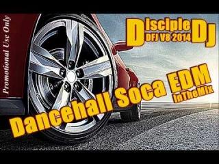 @DiscipleDJ DANCEHALL SOCA EDM InTheMix DFJ V8 July 2014 DJmix