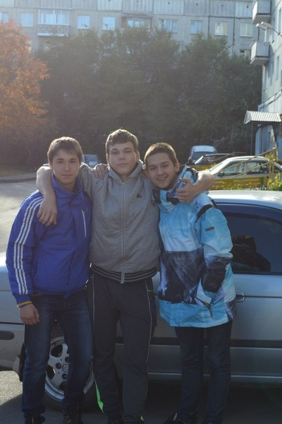 Данил Бахаев, 5 декабря , Кемерово, id182089487