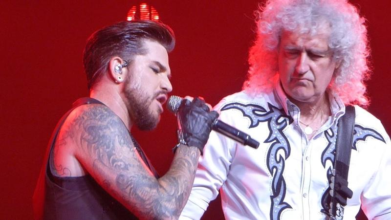 Adam Lambert Q ueen - Vocals IWIA - Crown Jewels - 9/19/18