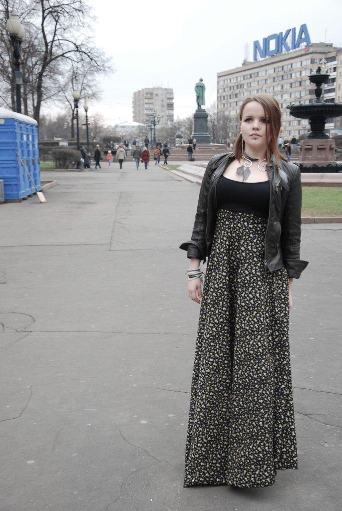 Обожаю юбки