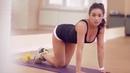 Упражнения для увеличения ягодиц. Как накачать попу. женскийфитнес