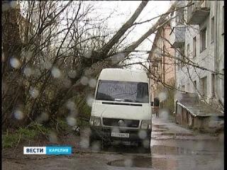 Непогода в Карелии оставила без электричества десятки населённых пунктов