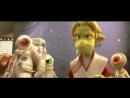 """танец из""""Планета 51""""by Crazydemon"""