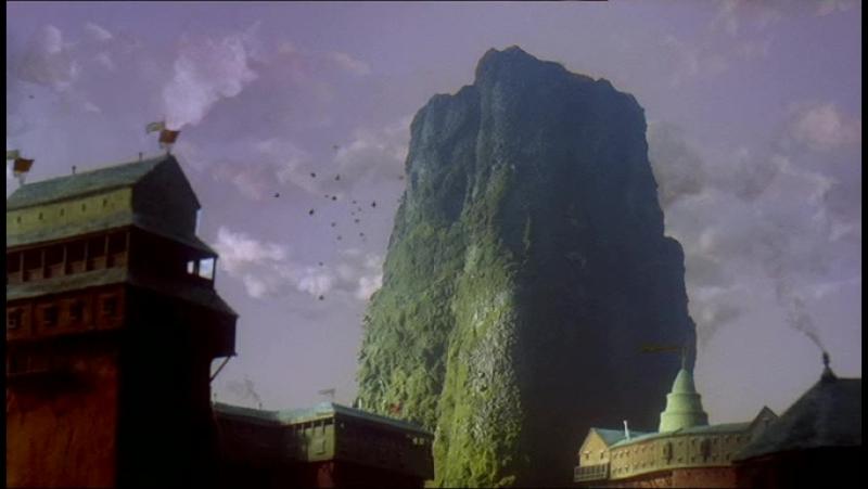 «Тёмное королевство» Часть 2 (2000) - фэнтези. Энди Уилсон