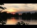 Вырицкие закаты. Лето 2018