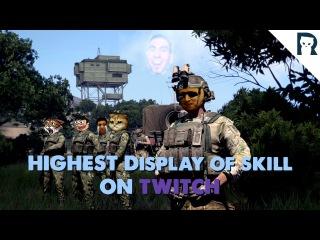 Highest display of skill on Twitch - Lirik's Stream Highlights 4