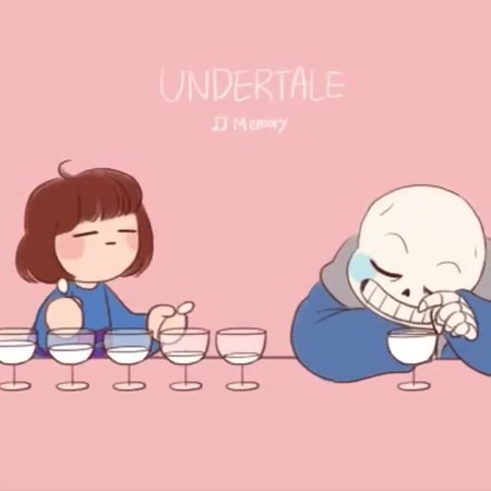 Enjoy this cute video (I tried to make it loop but at the end, all that matters is I TRIED) undertale · coub, коуб