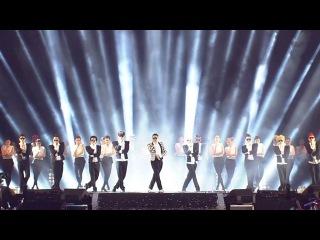 PSY - 'GENTLEMAN' 1st Live Performance (первое выступление после концерта WHITE HAPPENING)