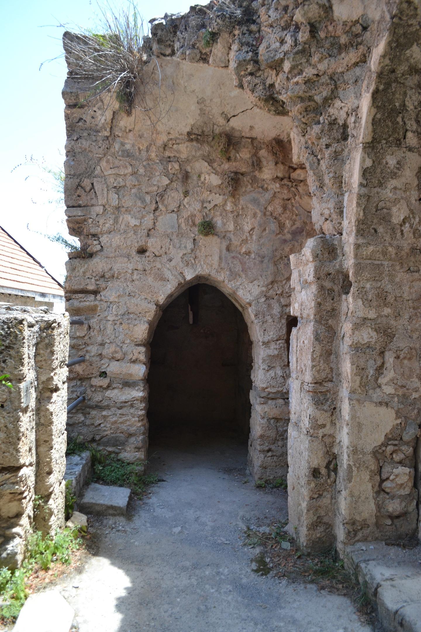 Северный Кипр. Замок Святого Иллариона. (фото). - Страница 2 73HFJM4gC4E