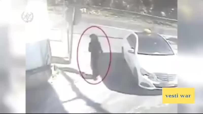 Убийство 16 летней Палестинской девочки израильскими боевиками