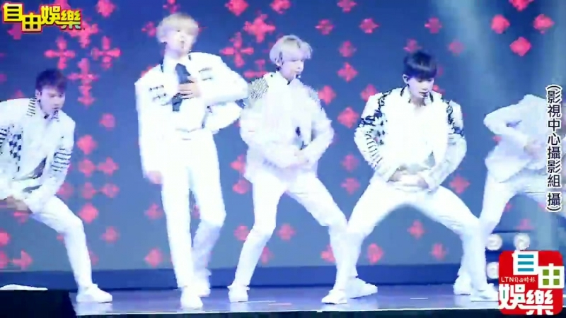 [VK][14.07.2018] MONSTA X for 自由娛樂頻道