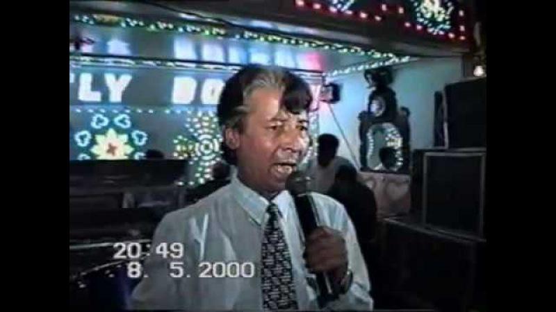 Nurmuhammet Nazarow (Nuryşka) - Tejen toýy | 2000, 2001