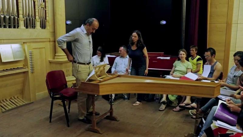 Masterclass Francesco Cera Frescobaldi Bassa Fiamenga part 3