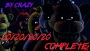 FIVE NIGHTS AT FREDDY'S | 20/20/20/20 | COMPLETE | STREAM_НАРЕЗКА | J J