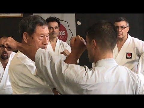 TEKKI SANDAN BUNKAI HIROSHI SHIRAI