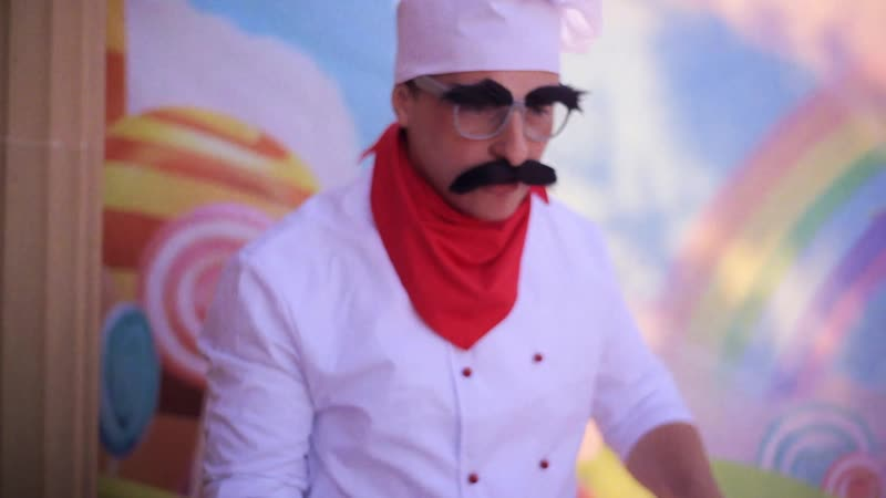 Крио-азотное Шоу с мороженым Молекулярная кухня - Happy Smile Production - 8-(904)-337-3-447 - аниматоры Спб, шоу, Крио, азот,