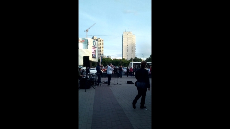 ребятушки, концерт на словянском бульваре