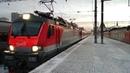 ЭП20-035 с поездом 108 Дневной экспресс Москва - Вологда