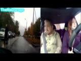 Авто Приколы Юмор Подборка Январь 2014 Car Humor Auto Compilation January #14
