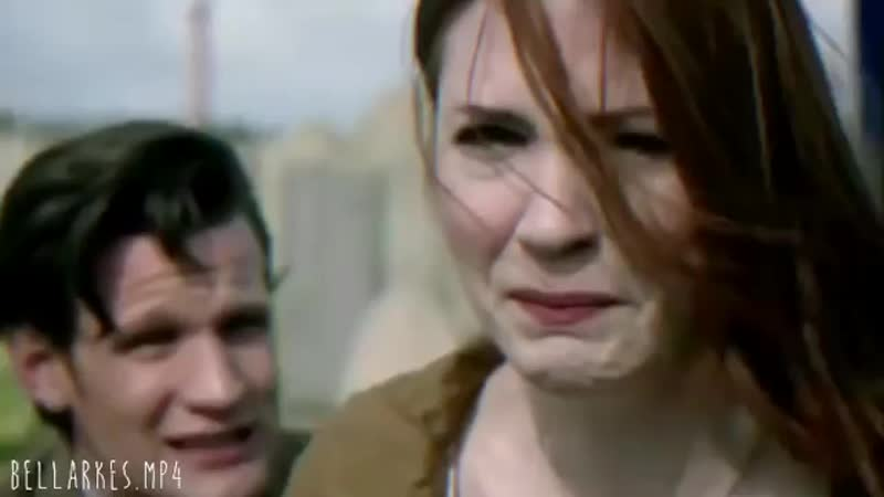 11 doctor x amy pond;