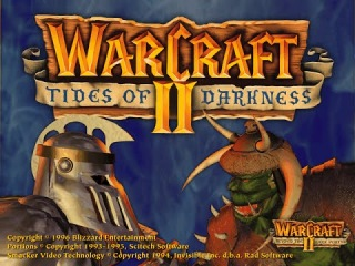 Warcraft II: Tides of Darkness - Orcs Campaign Gameplay Mission #4