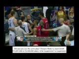 Dwyane Wade's Flagrant Foul &amp Jason Smith's Flagrant Foul - You compare is there a difference