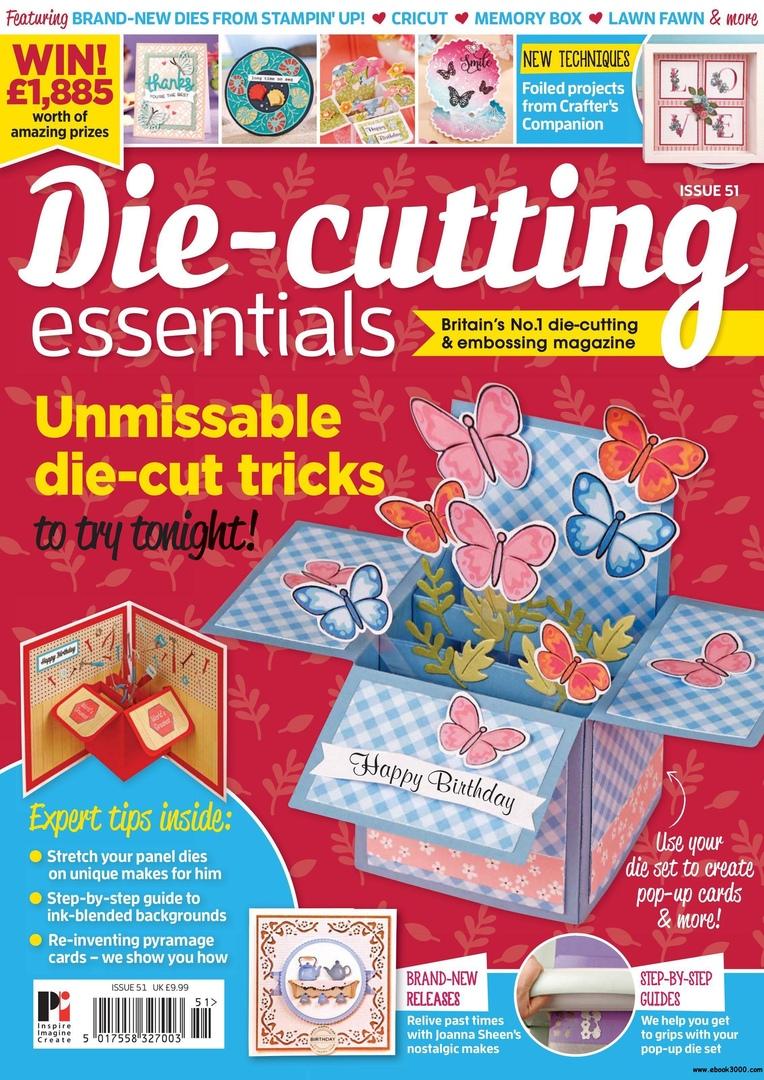 Die-cutting Essentials - May 2019