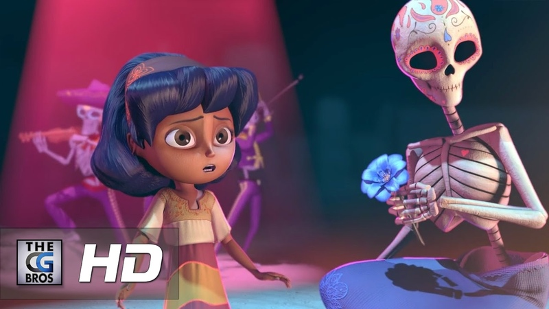 CGI 3D Animated Short: Dia De Los Muertos - by Whoo Kazoo