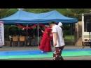 Фестиваль культур. KNU, Тэгу. Казахский танец