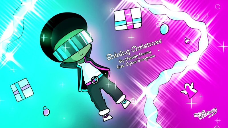 【VOCALOID Original】 Shining Christmas 【Cyber Songman】 | Natalie Davey