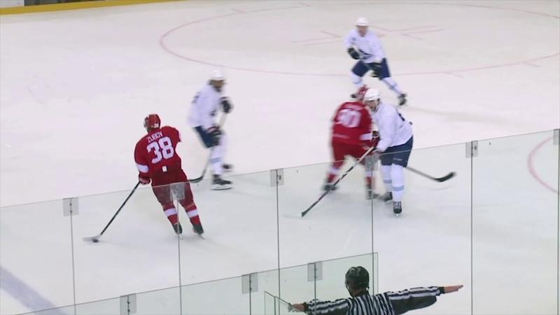 Обзор матча «Комета» - «Спартак» (42)