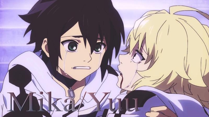 Mika/Yuu •「G A S O L I N E」• AMV