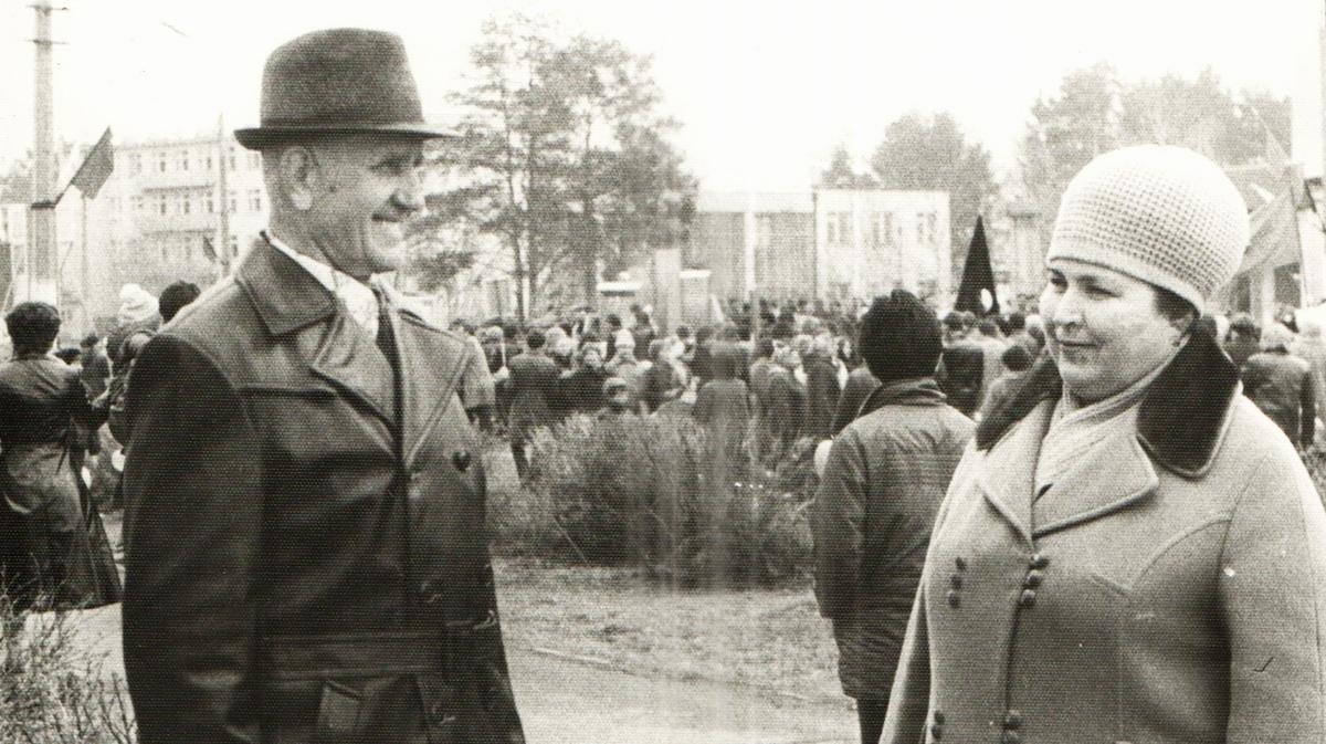 Бахаровские Клавдия и Николай, 2019 год