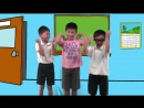 Eyebrows Up! Simple Song for Kids