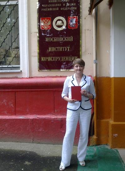 Юлия Вдовичева, 17 мая , Москва, id5388058