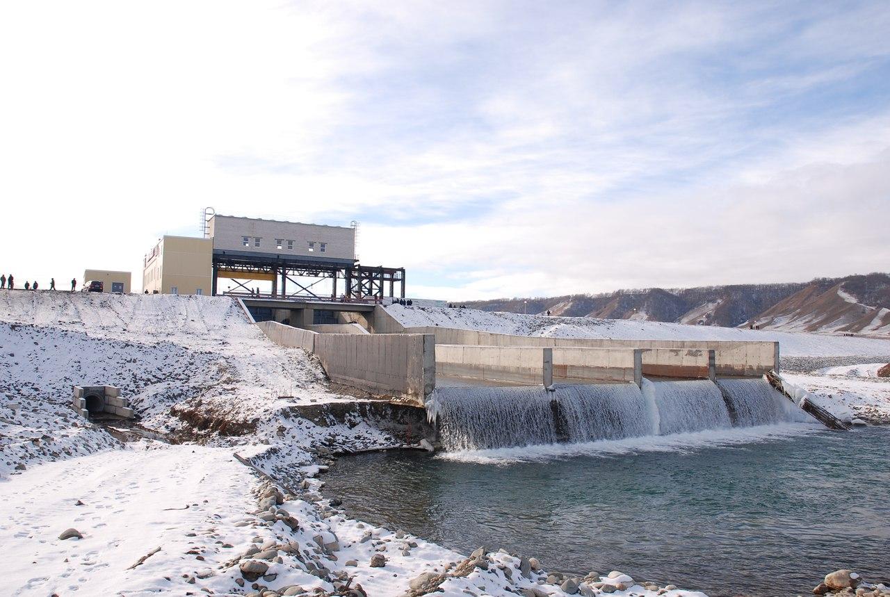 На реке Большой Зеленчук будет запущена новая малая гидроэлектростанция