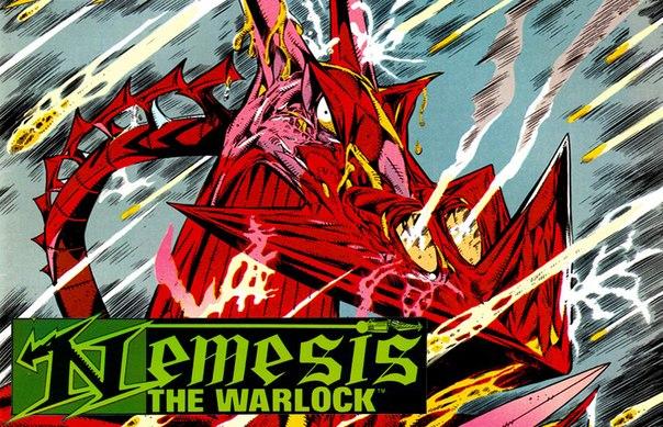 Nemeis the Warlock