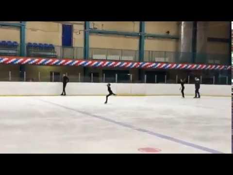 Александра Трусова (Alexandra Trusova) 4 Flip