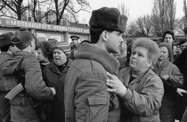 Приднестровский конфликт как все начиналось